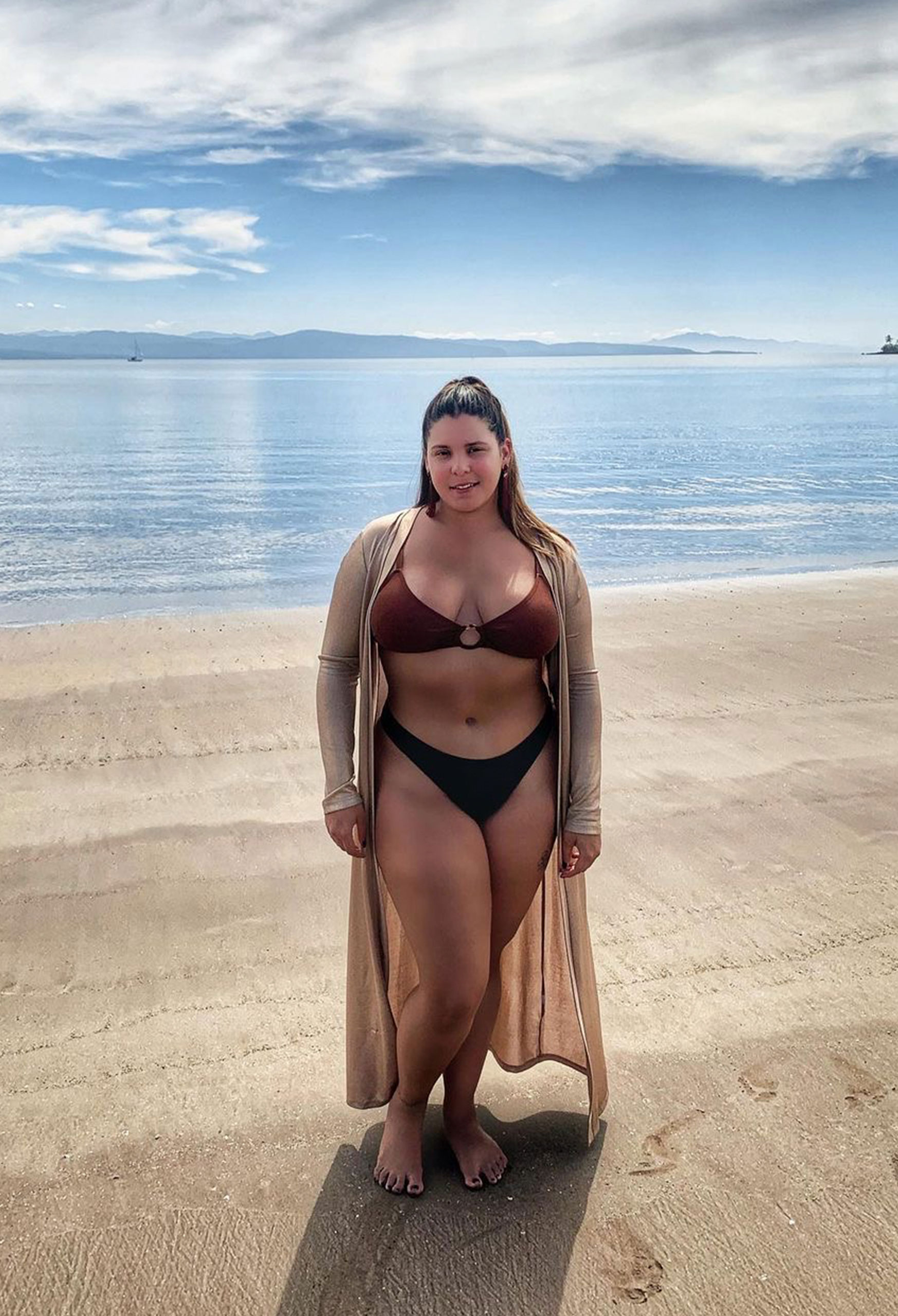 Laura F. modelo TB Cosmotalent